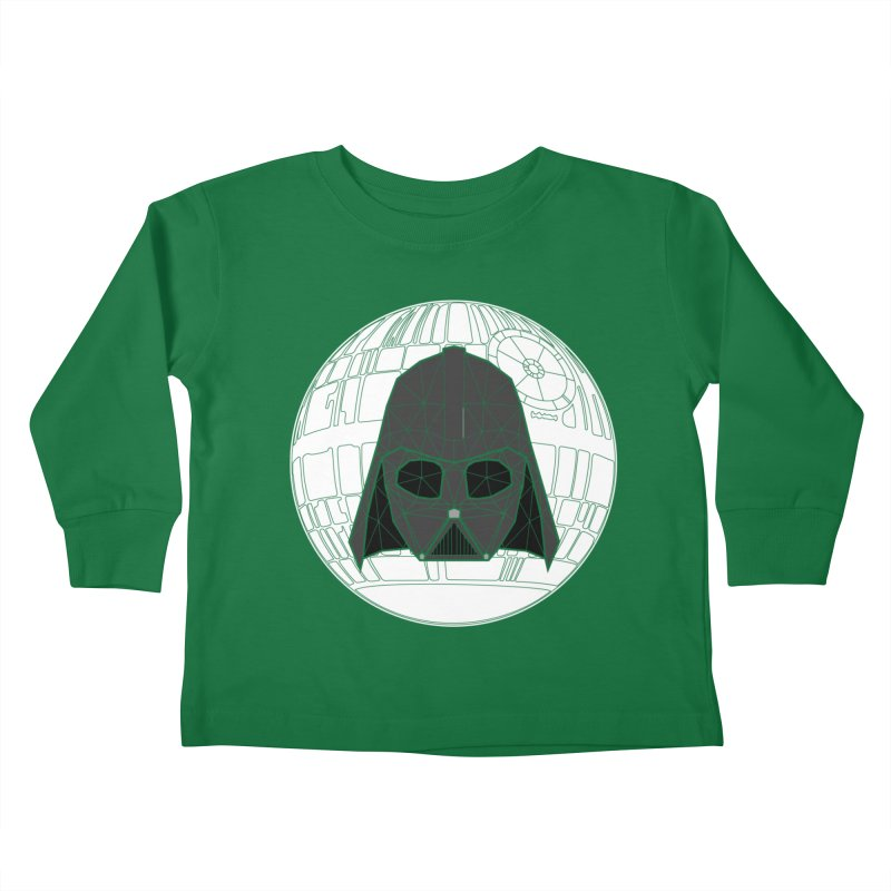 Phantom of the stars Kids Toddler Longsleeve T-Shirt by cherished