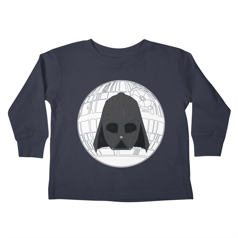 Phantom of the stars Kids Toddler Longsleeve T-Shirt by cherished
