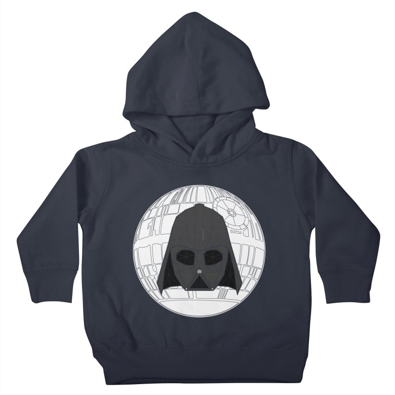 Phantom of the stars Kids Toddler Pullover Hoody by cherished