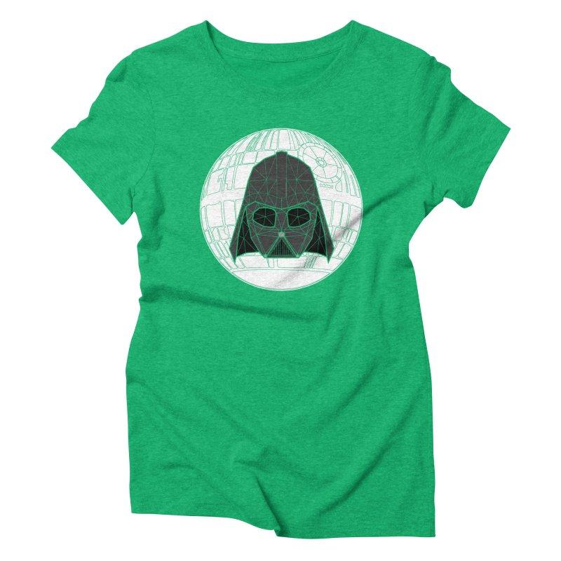 Phantom of the stars Women's Triblend T-shirt by cherished