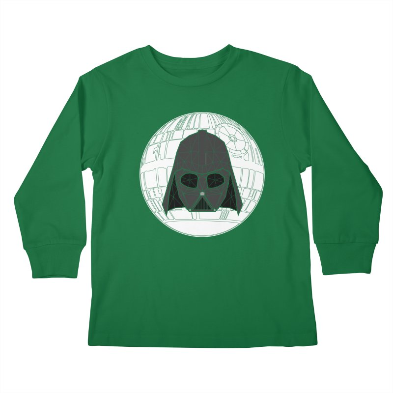 Phantom of the stars Kids Longsleeve T-Shirt by cherished