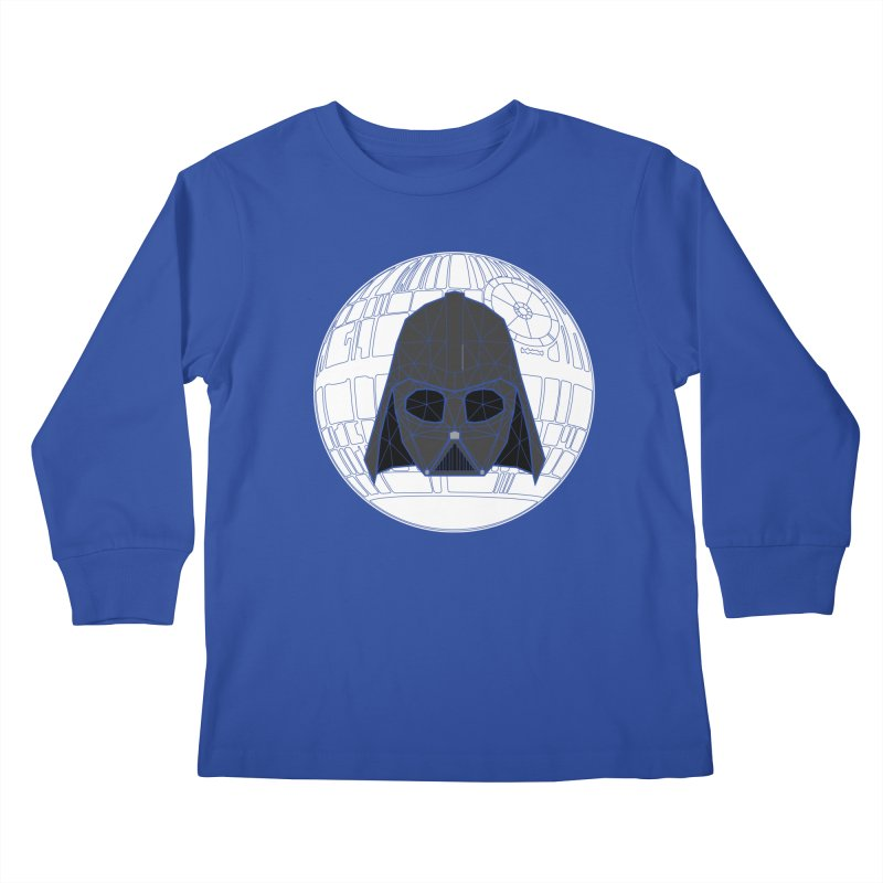 Phantom of the stars Kids Longsleeve T-Shirt by cherished