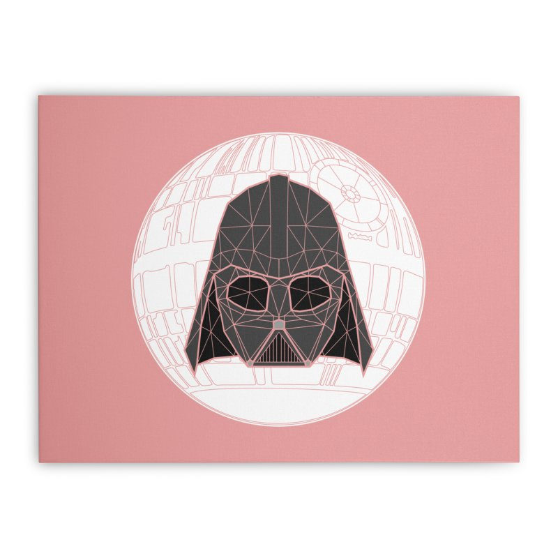 Phantom of the stars Home Stretched Canvas by cherished