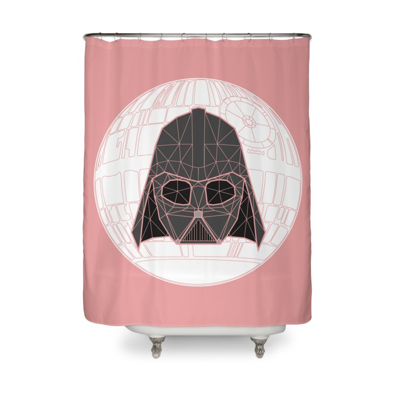 Phantom of the stars Home Shower Curtain by cherished