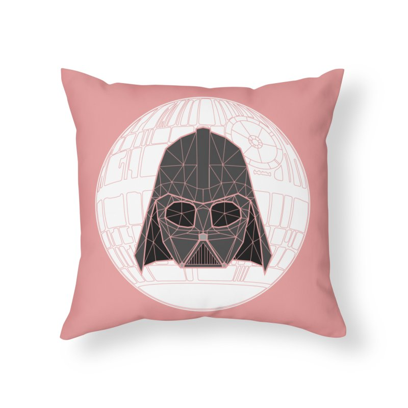 Phantom of the stars Home Throw Pillow by cherished