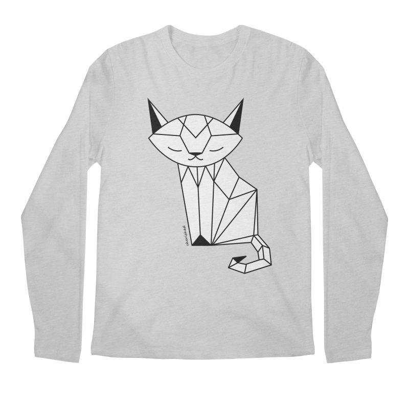Cherish Cat Men's Longsleeve T-Shirt by cherished