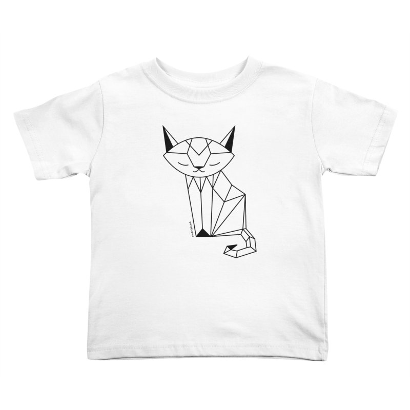 Cherish Cat Kids Toddler T-Shirt by cherished