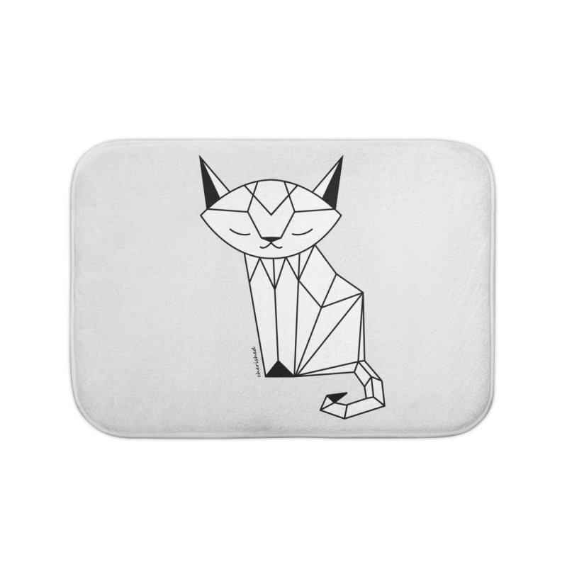 Cherish Cat Home Bath Mat by cherished