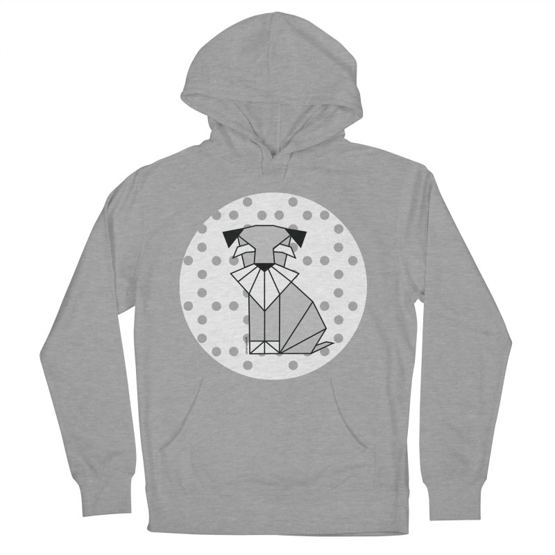 Spirited Schnauzer Women's Pullover Hoody by cherished