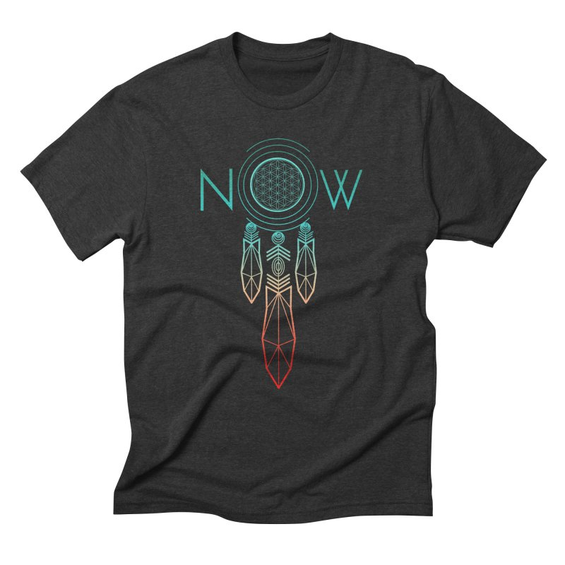 Catch Your Dreams Now Men's Triblend T-shirt by cherished
