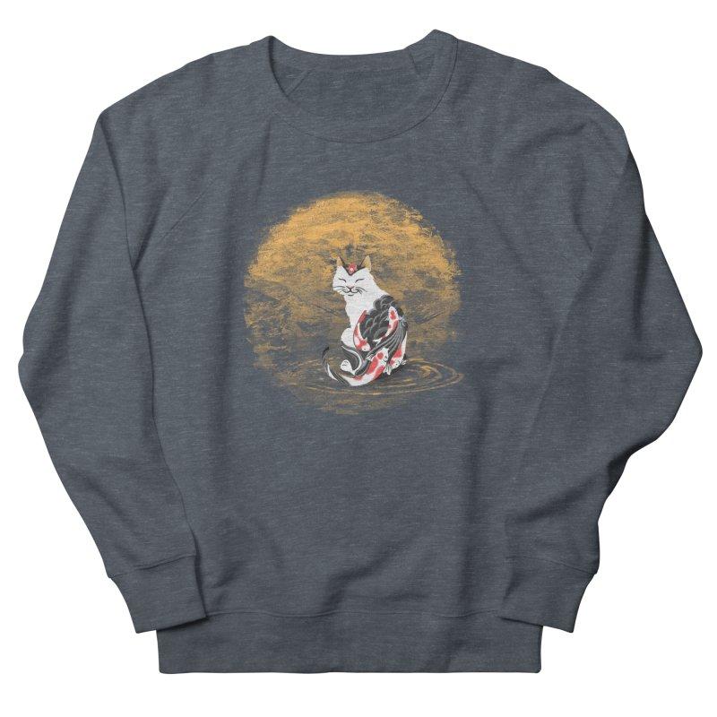 Yakuza Cat Women's Sweatshirt by cherished