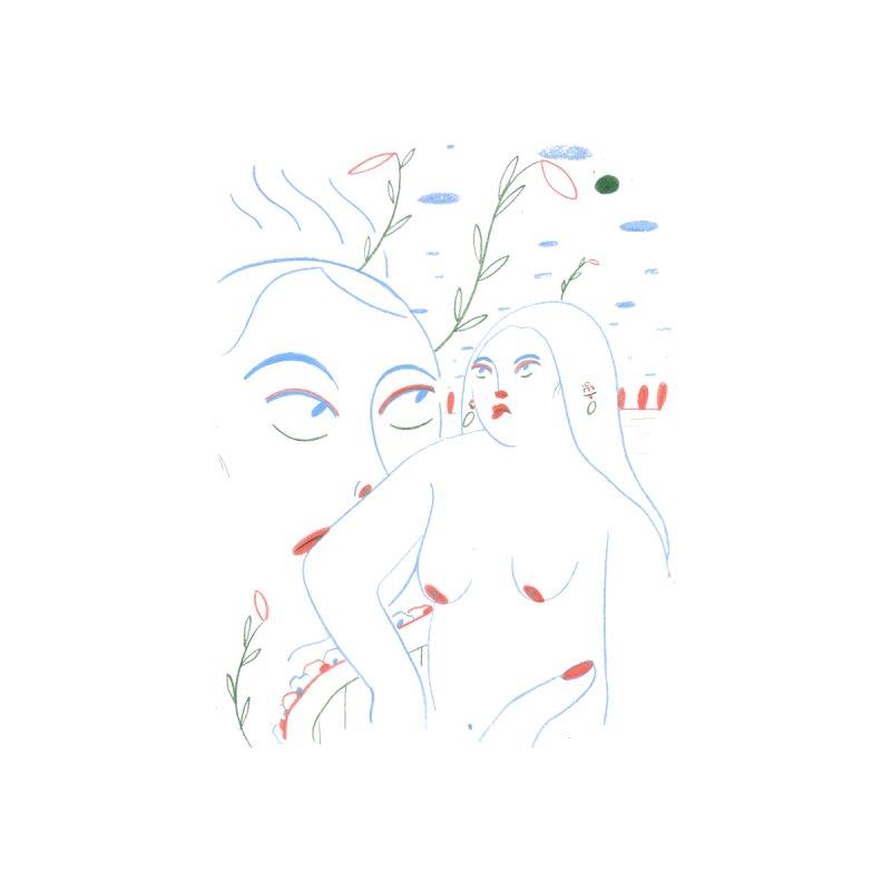 blue 1 by cherry kutti