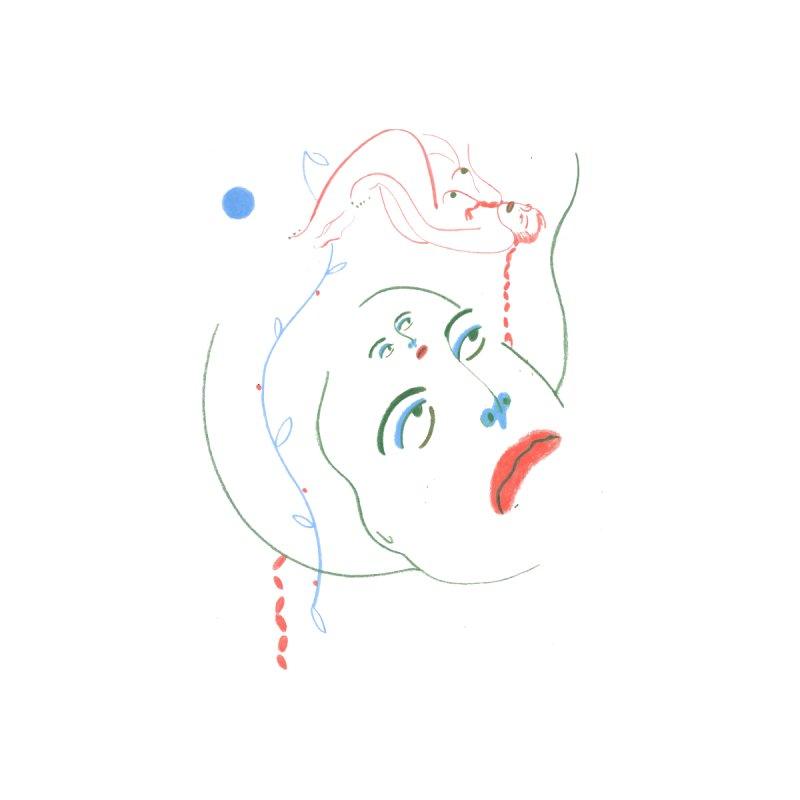 blue 3 by cherry kutti