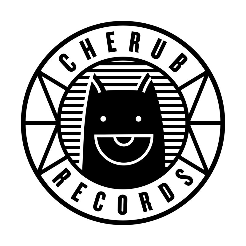 Cherub Circle Logo by The Cherub Records Shop
