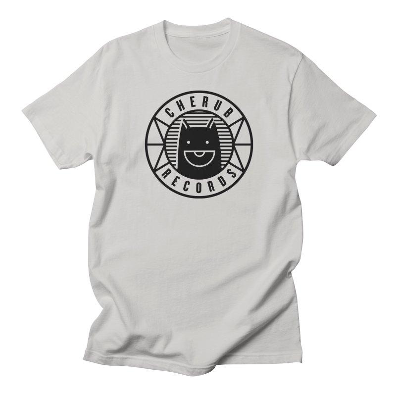 Cherub Circle Logo Women's Regular Unisex T-Shirt by The Cherub Records Shop