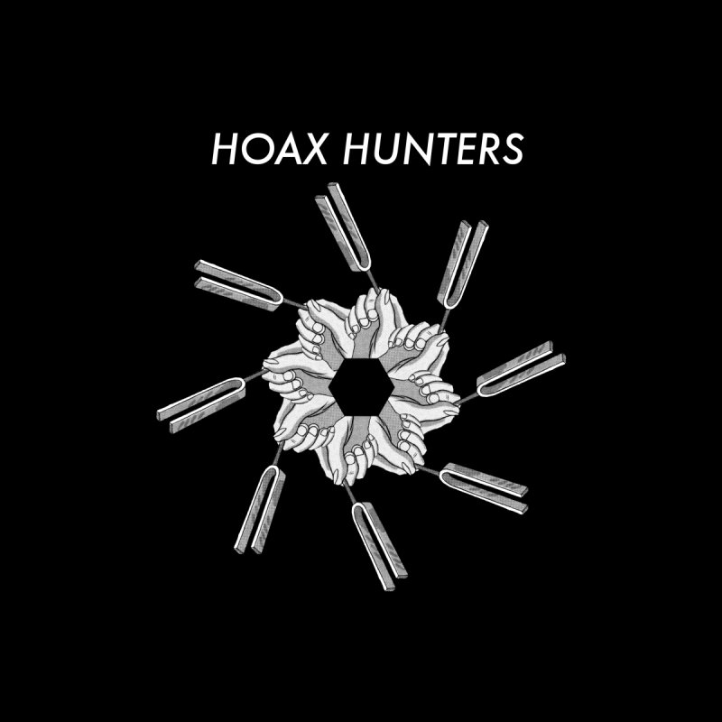 Hoax Hunters Forks by The Cherub Records Shop