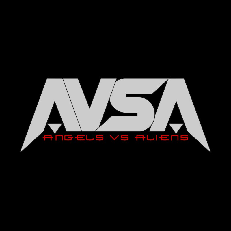 AVSA logo by The Cherub Records Shop