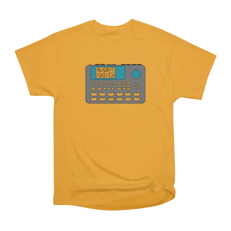 AVSA Drum Machine Men's T-Shirt by The Cherub Records Shop