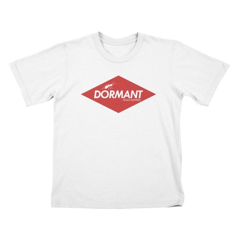 Hoax Hunters Dormant Kids T-Shirt by The Cherub Records Shop