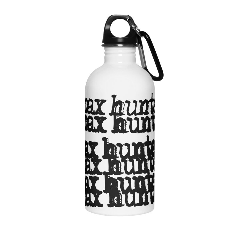 Hoax Hunters Cheep Ricky Accessories Water Bottle by The Cherub Records Shop