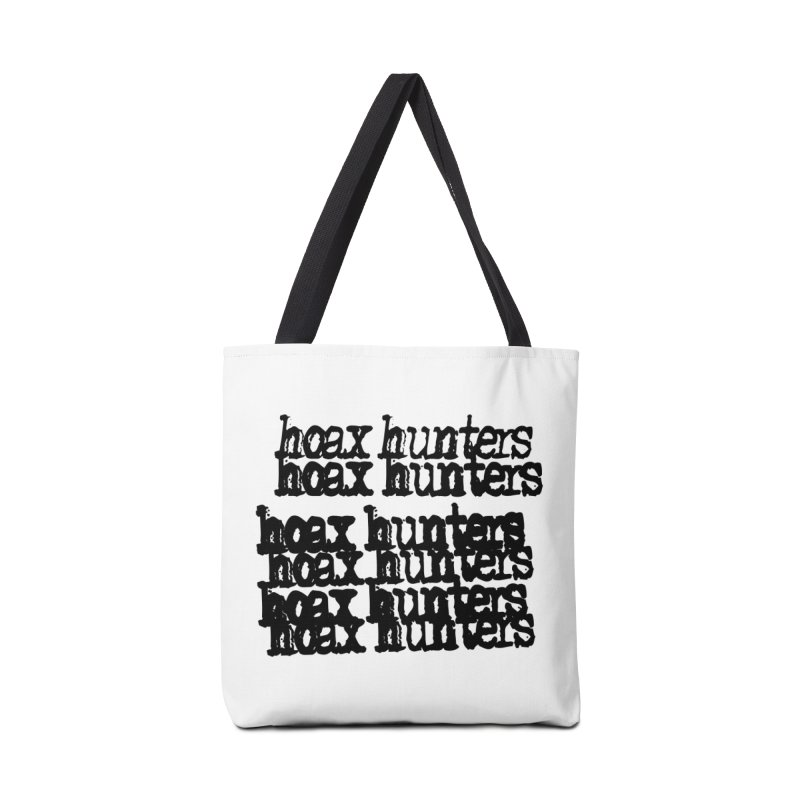 Hoax Hunters Cheep Ricky Accessories Tote Bag Bag by The Cherub Records Shop
