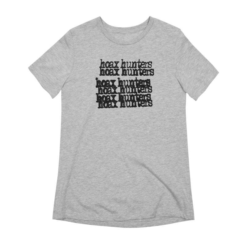 Hoax Hunters Cheep Ricky Women's Extra Soft T-Shirt by The Cherub Records Shop