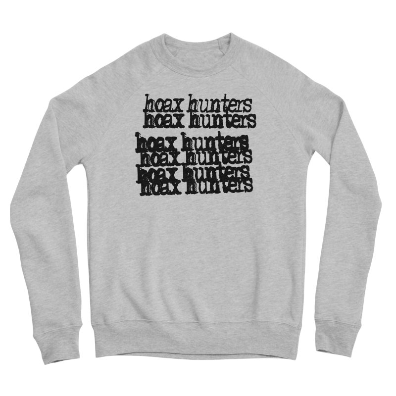 Hoax Hunters Cheep Ricky Men's Sponge Fleece Sweatshirt by The Cherub Records Shop