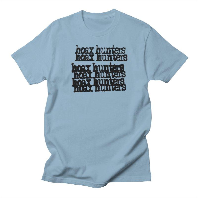 Hoax Hunters Cheep Ricky Men's Regular T-Shirt by The Cherub Records Shop