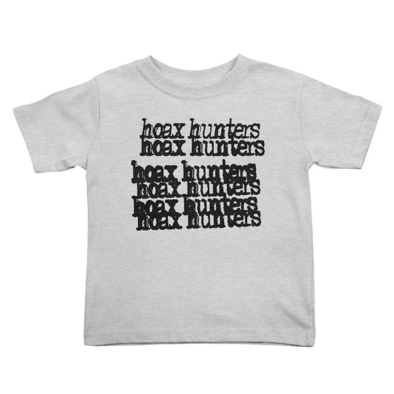 Hoax Hunters Cheep Ricky Kids Toddler T-Shirt by The Cherub Records Shop