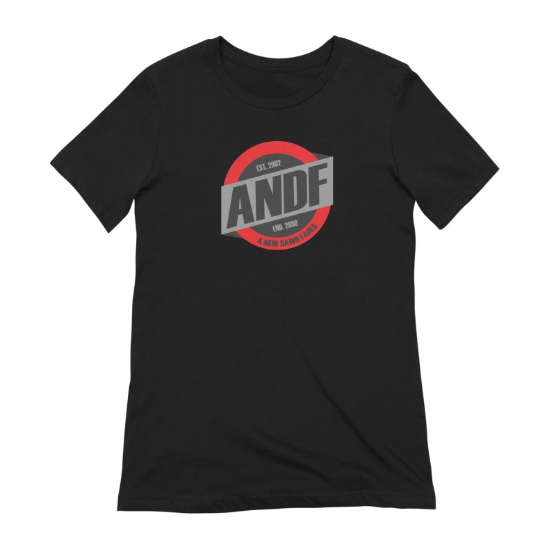 A New Dawn Fades Women's Extra Soft T-Shirt by The Cherub Records Shop