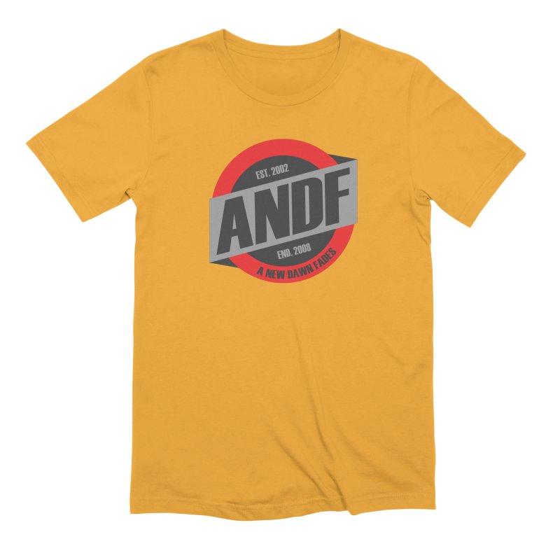 A New Dawn Fades Men's Extra Soft T-Shirt by The Cherub Records Shop