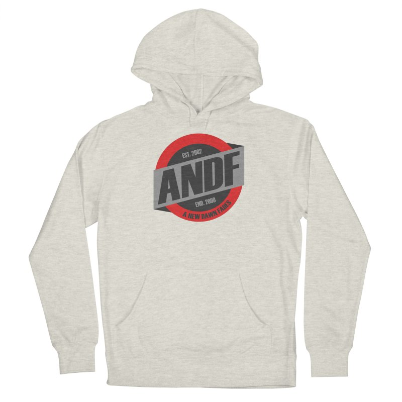A New Dawn Fades Women's French Terry Pullover Hoody by The Cherub Records Shop