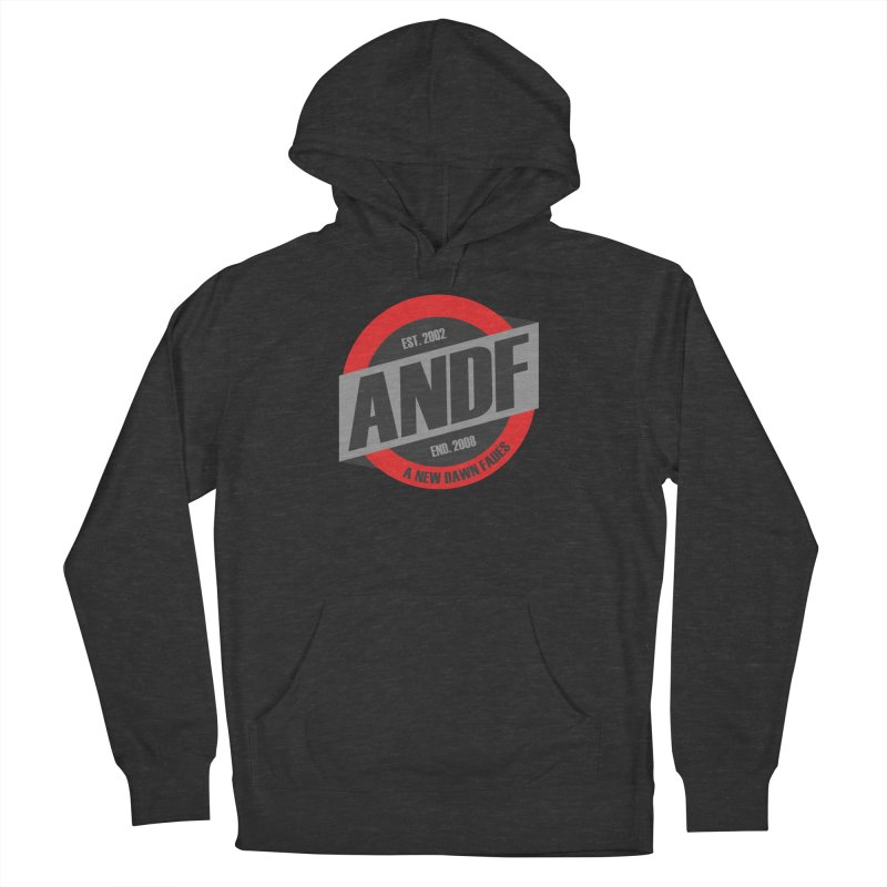 A New Dawn Fades Men's French Terry Pullover Hoody by The Cherub Records Shop