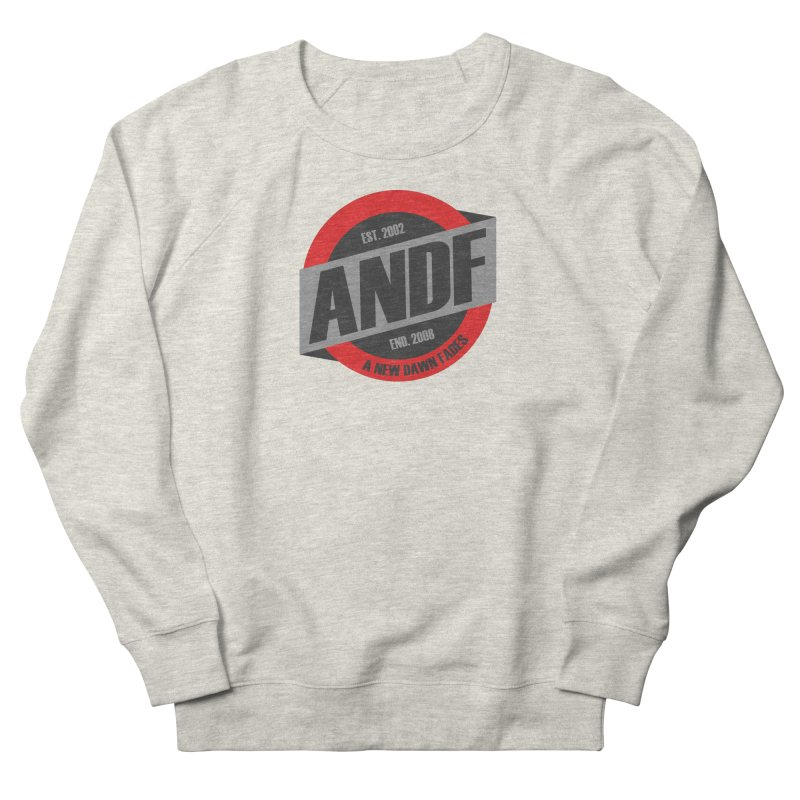 A New Dawn Fades Men's French Terry Sweatshirt by The Cherub Records Shop