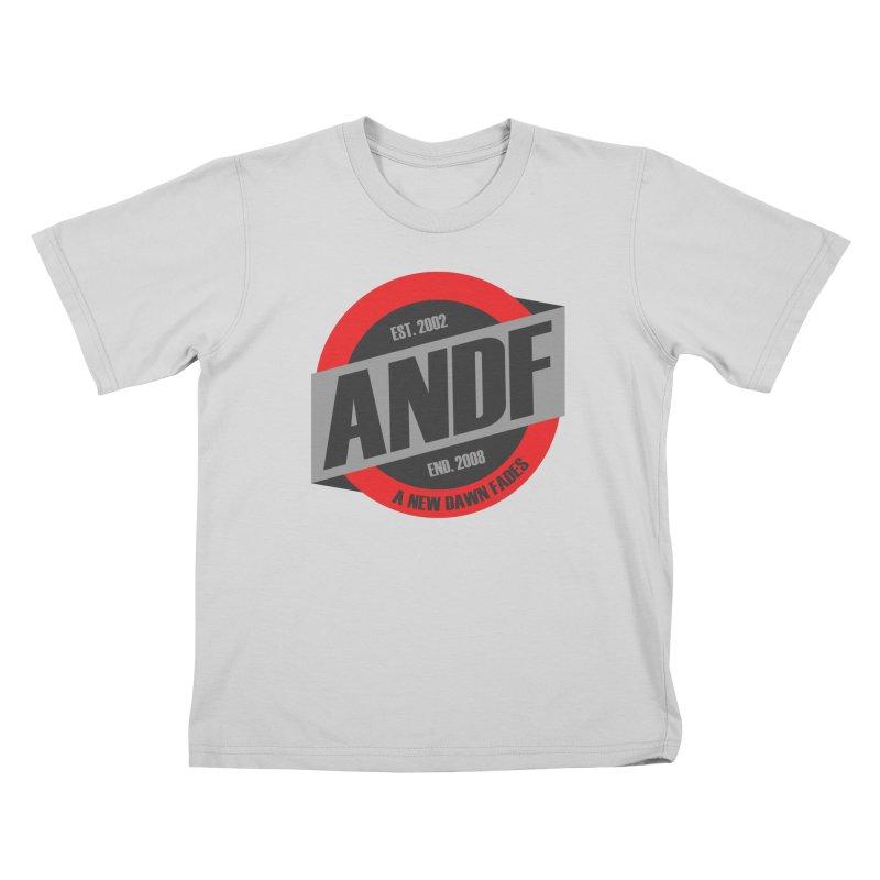A New Dawn Fades Kids T-Shirt by The Cherub Records Shop