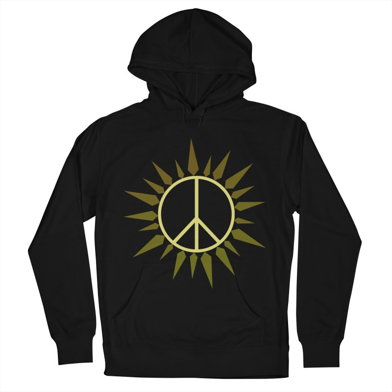 SpringPeace Women's Pullover Hoody by cheshire's Artist Shop