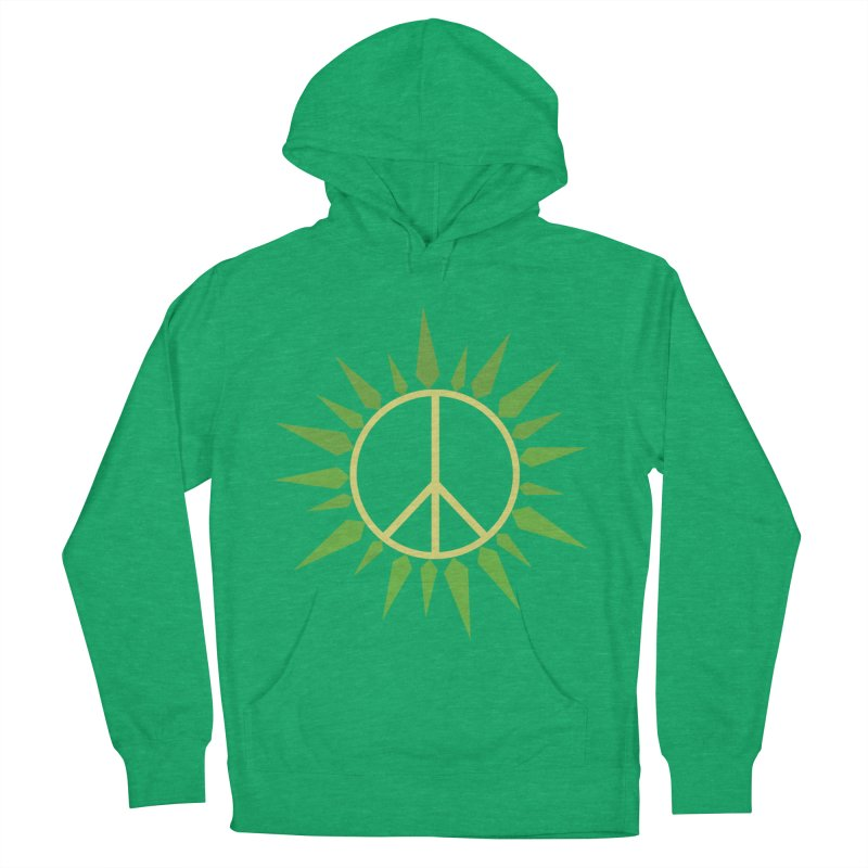 SpringPeace Men's Pullover Hoody by cheshire's Artist Shop