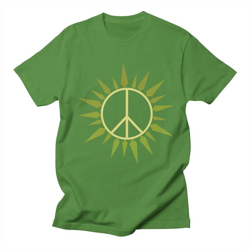 SpringPeace Men's T-Shirt by cheshire's Artist Shop