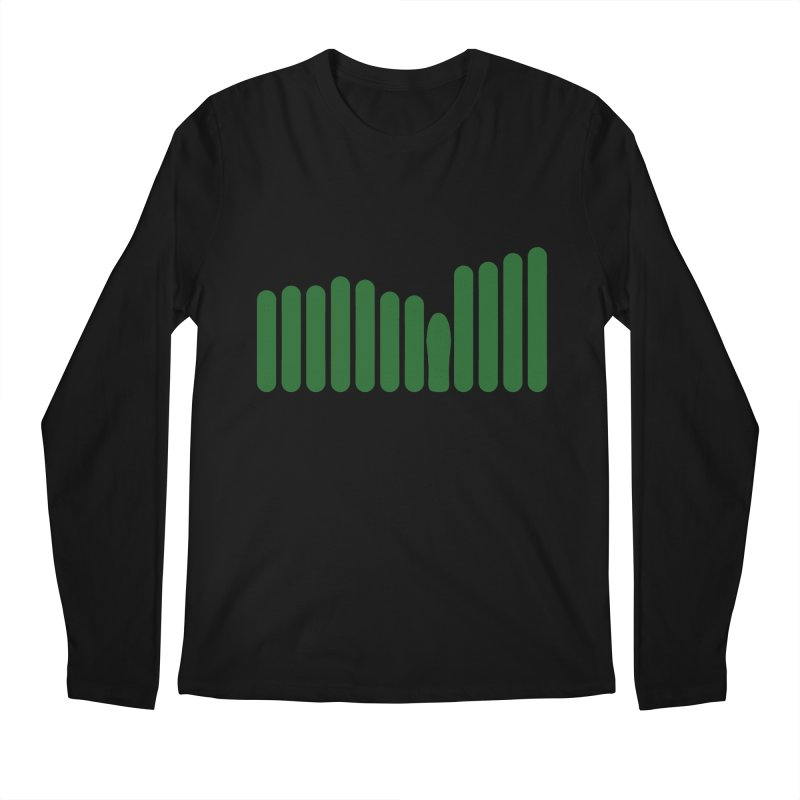 SB Rhythm Men's Longsleeve T-Shirt by cheshire's Artist Shop
