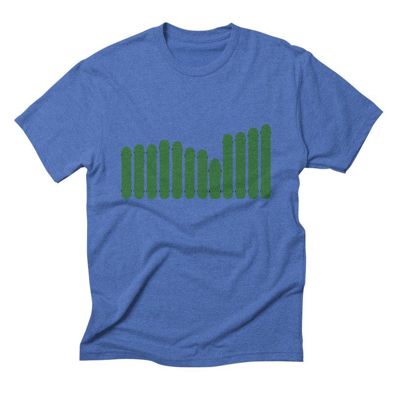 SB Rhythm Men's Triblend T-shirt by cheshire's Artist Shop