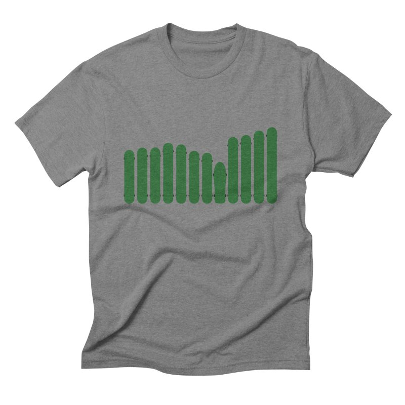 SB Rhythm Men's Triblend T-Shirt by cheshire's Artist Shop