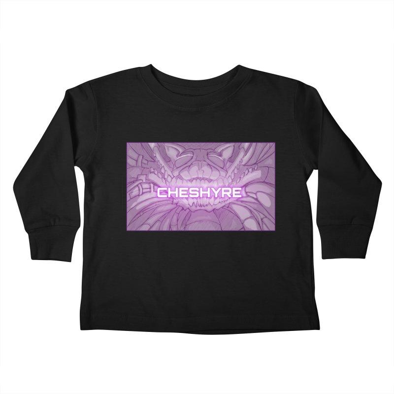 Cheshyre Let loose Kids Toddler Longsleeve T-Shirt by Cheshyre Attire