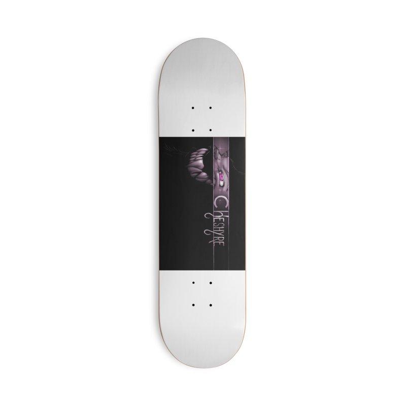 Classic Chesh Accessories Skateboard by Cheshyre Attire