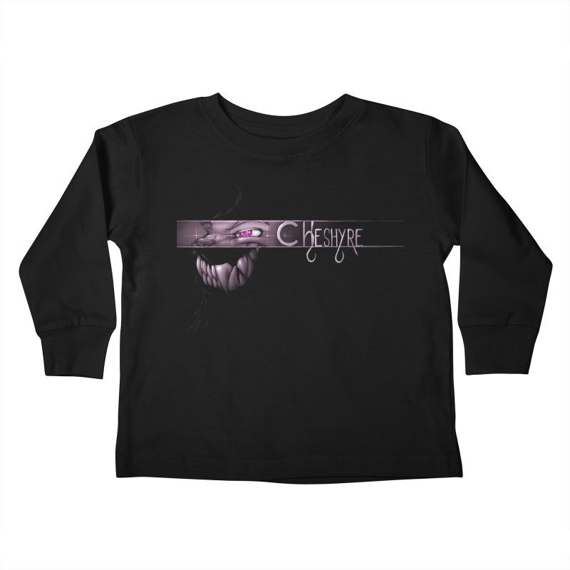 Classic Chesh Kids Toddler Longsleeve T-Shirt by Cheshyre Attire