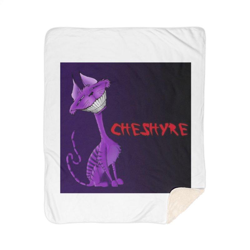 Retro Chesh Home Blanket by Cheshyre Attire