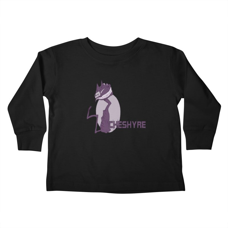 Cheshyre Urban Kids Toddler Longsleeve T-Shirt by Cheshyre Attire