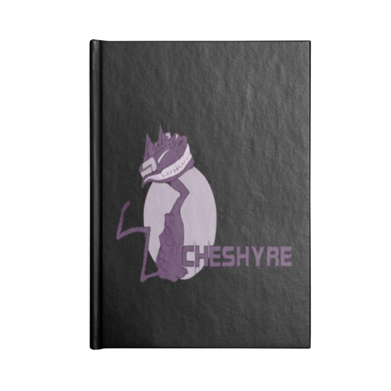 Cheshyre Urban Accessories Notebook by Cheshyre Attire