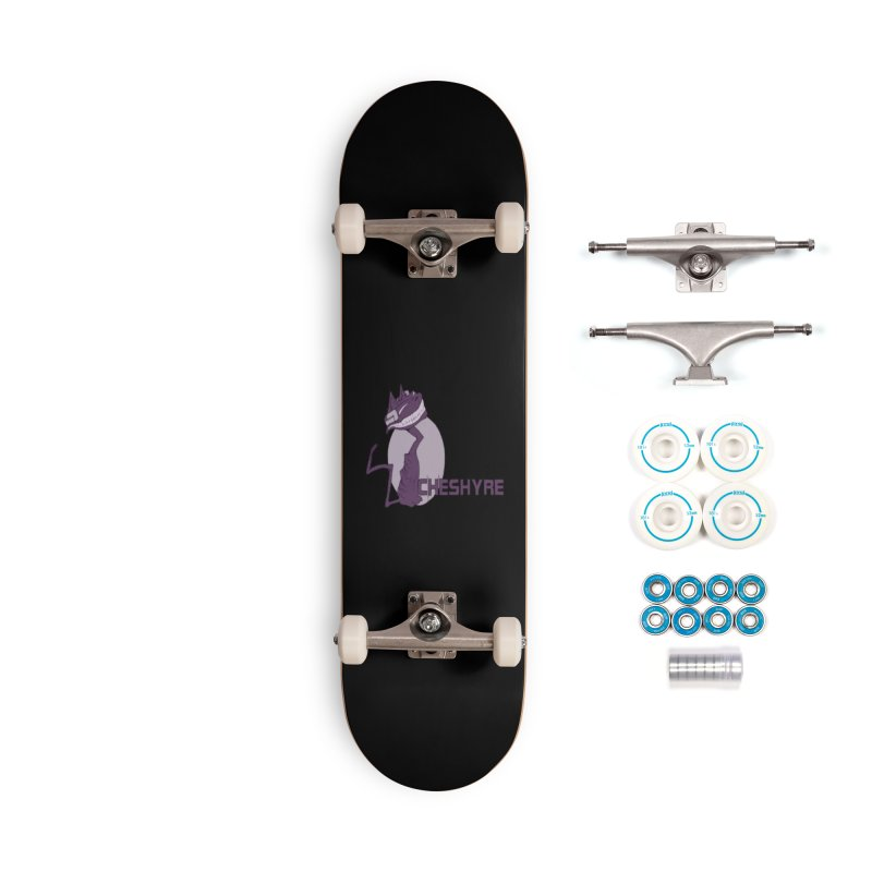 Cheshyre Urban Accessories Skateboard by Cheshyre Attire