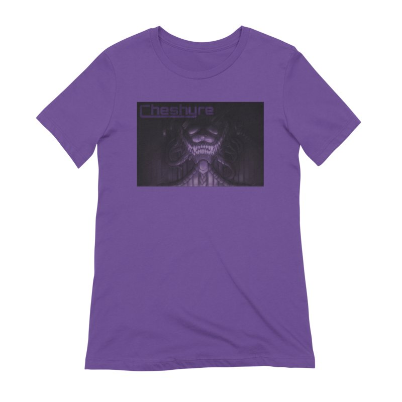 Cheshyre Plugged In Women's T-Shirt by Cheshyre Attire