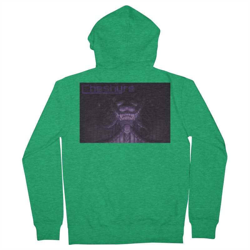 Cheshyre Plugged In Men's Zip-Up Hoody by Cheshyre Attire
